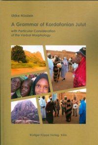 A Grammar of Kordofanian Julut (Cover)