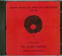 We learn Kanuri CD (Cover)