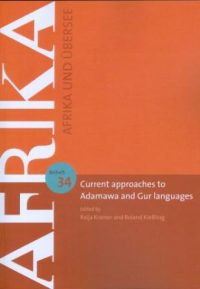 Current Approaches to Adamawa and Gur Languages (Cover)