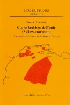 Contes berbères de Figuig (Cover)