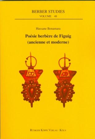 Poésie berbère de Figuig (Cover)