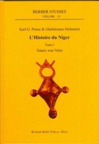L'Histoire du Niger, transcrit du touareg de l'Ay (Cover1)