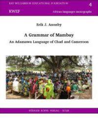 A Grammar of Mambay