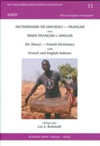 Dictionnaire dii (dourou) (Cover)