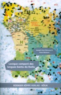 Lexique comparé des langues bantu du Kwilu (Cover)