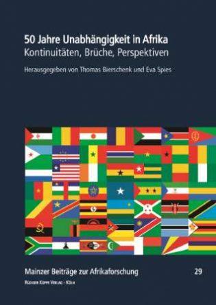 50 Jahre Unabhängigkeit in Afrika (cover)