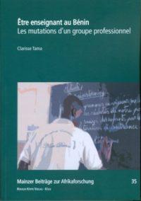 Être enseignant au Bénin (cover)