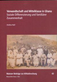 Verwandtschaft und Mittelklasse in Ghana