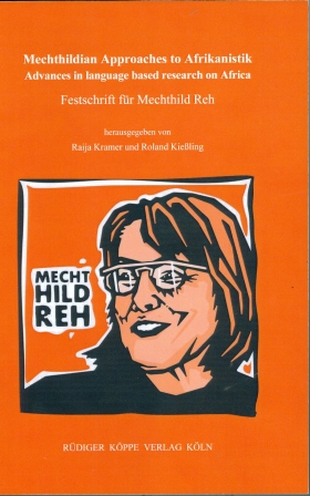 Mechthildian Approaches to Afrikanistik (Cover)