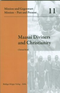 Maasai Diviners and Christianity (Cover)