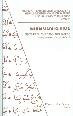 Muhamadi Kijuma Cover