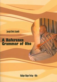 Reference Grammar of Oko Cover