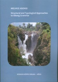 Structural and Typological Approaches to Obang Grammar (Cover)