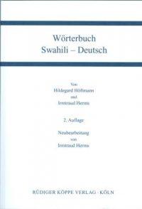 Wörterbuch Swahili-Deutsch (Cover)