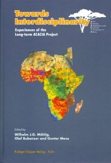 Towards Interdisciplinarity (Cover)