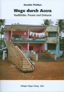 Wege durch Accra (Cover)