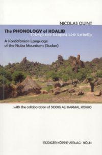 The Phonology of Koalib (Cover)
