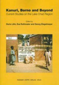 Kanuri, Borno and Beyond (Cover)