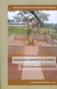 Language Contact in Guinea (Cover)