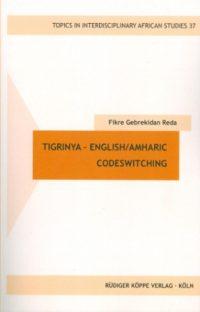 Tigrinya–English/Amharic Codeswitching (Cover)