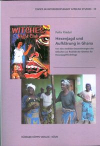 Hexenjagd und Aufklärung in Ghana (Cover)