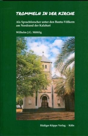 Trommeln in der Kirche (Cover)