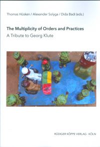 The Multiplicity of Orders and Practices(cover)