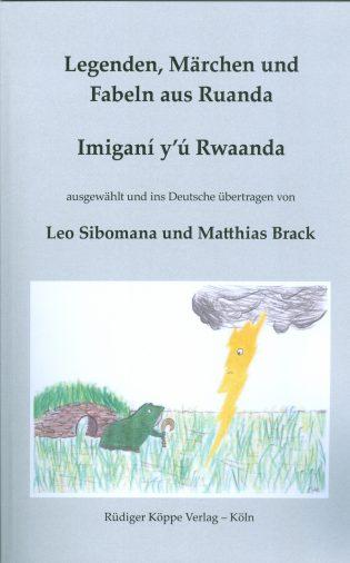 Legenden, Märchen und Fabeln aus Ruanda (Cover)