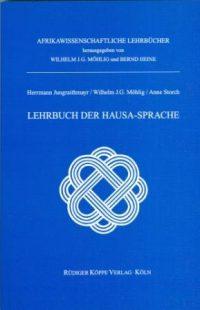 Lehrbuch der Hausa-Sprache (Cover)