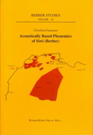Acoustically Based Phonemics of Siwi