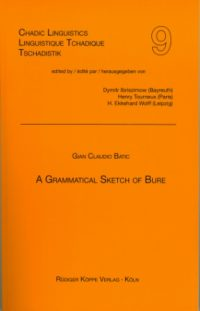 A Grammatical Sketch of Bure