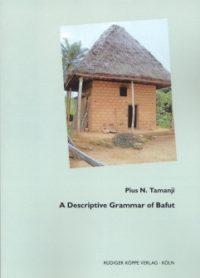 A Descriptive Grammar of Bafut: Cover