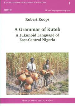 A Grammar of Kuteb