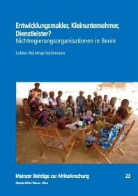 Entwicklungsmakler (Cover)