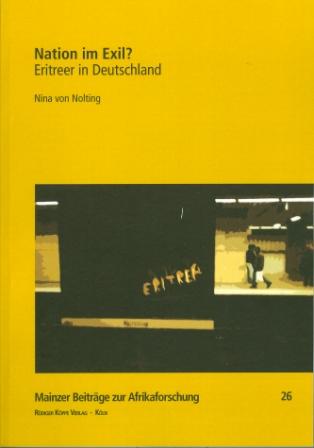 Nation im Exil? (Cover)