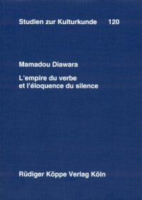 L'empire du verbe et l'éloquence du silence (Cover)