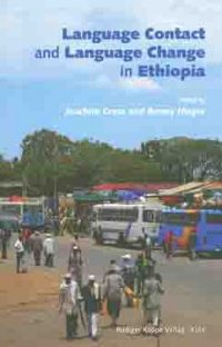 Language Contact and Language Change in Ethiopia (Cover)